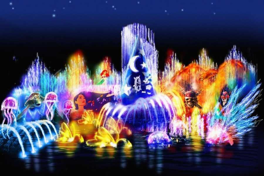 Dream Vacation Builders 5 Day Disneyland Resort 1 Park per Day Ticket