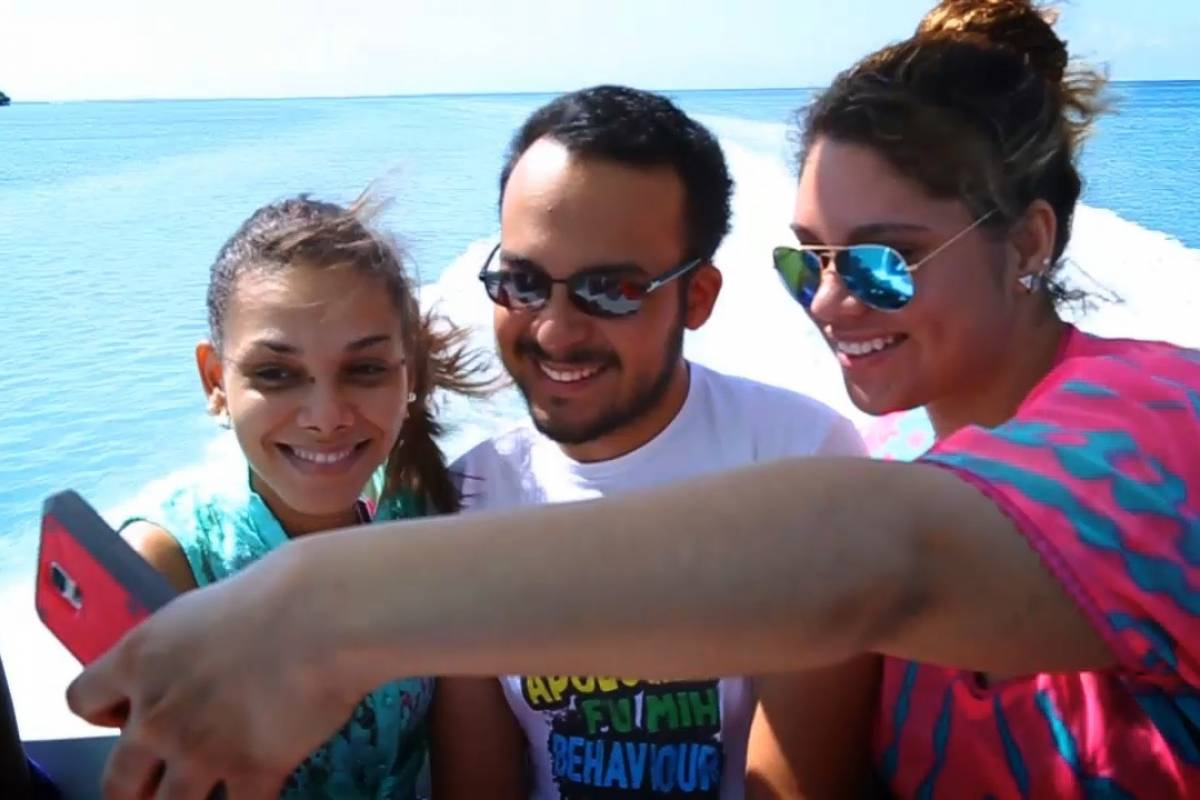 Ocean Ferry Belize Belize City to Caye Caulker - One Way
