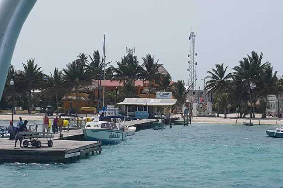 Ocean Ferry Belize Caye Caulker to San Pedro - One Way