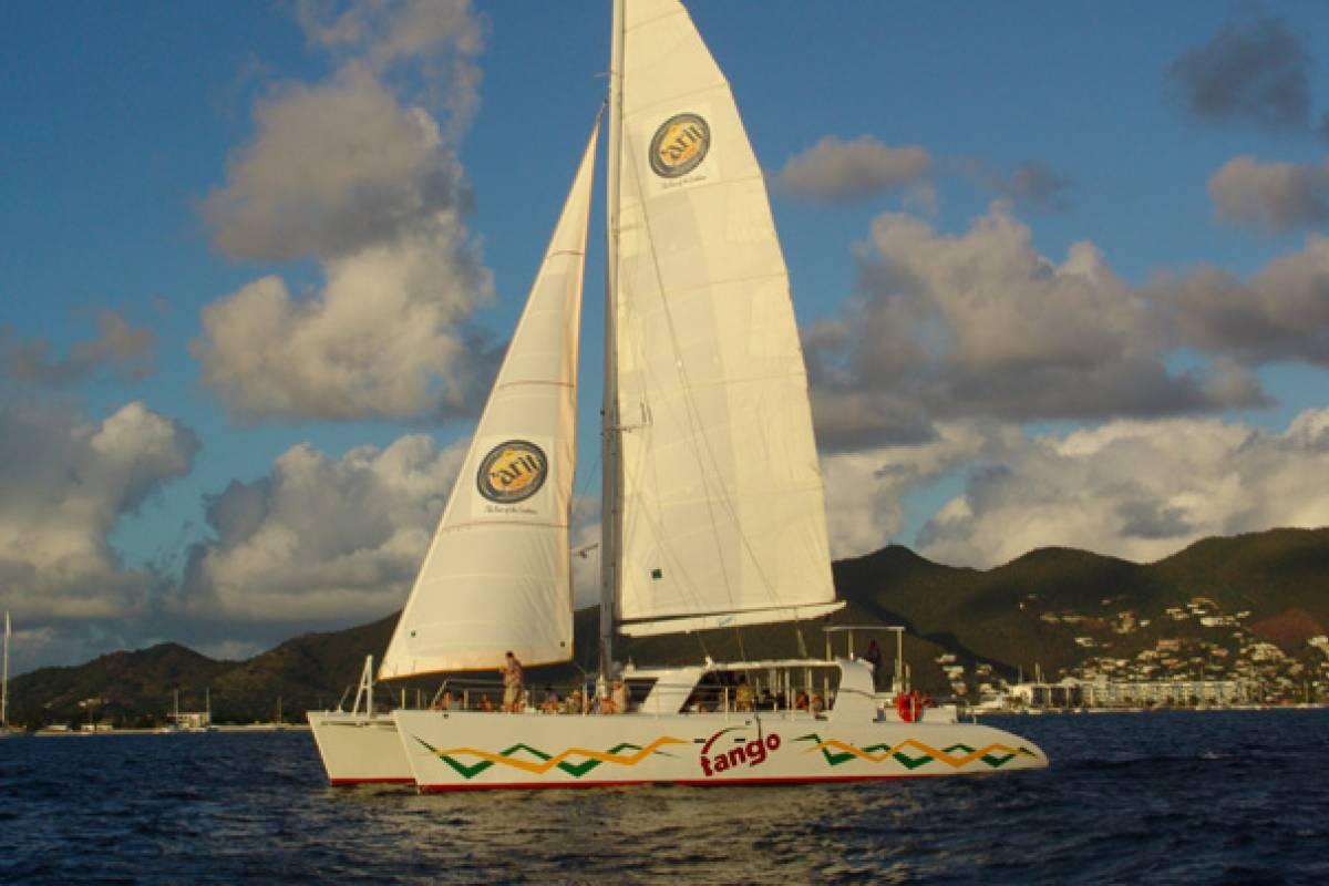 Aqua Mania Adventures Private Catamaran Trip