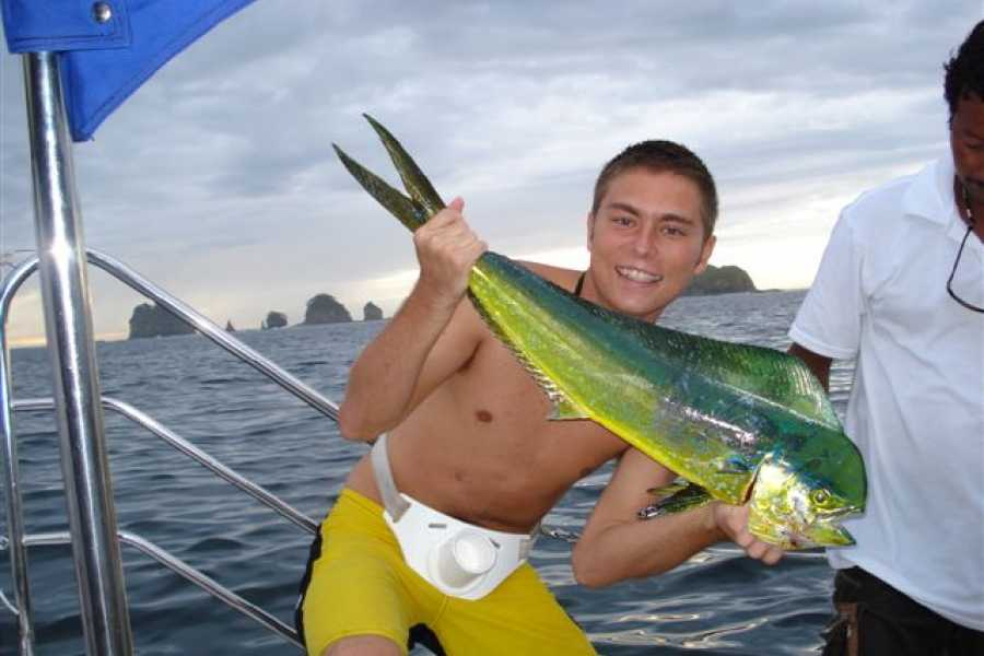 Tour Guanacaste Panga Fishing or Snorkeling Trip