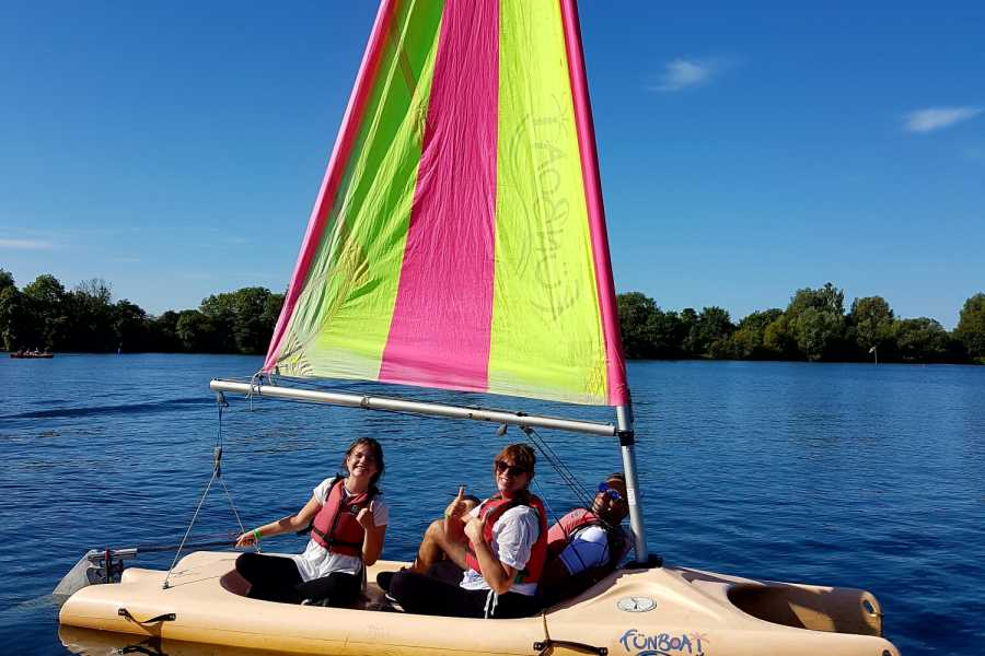 South Cerney Outdoor Sailing Taster Session