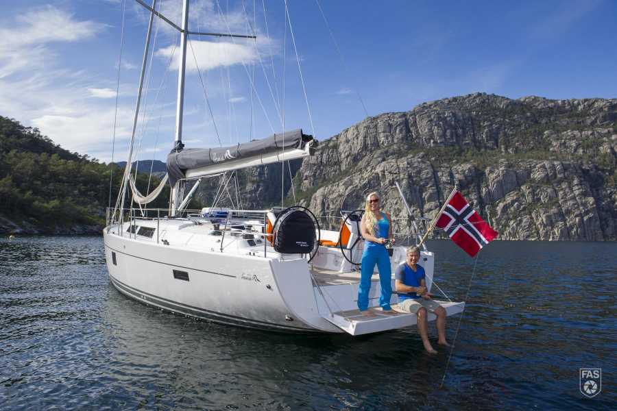 FjordEvents AS 3 days/2 nights - Adventure Fjord Cruise