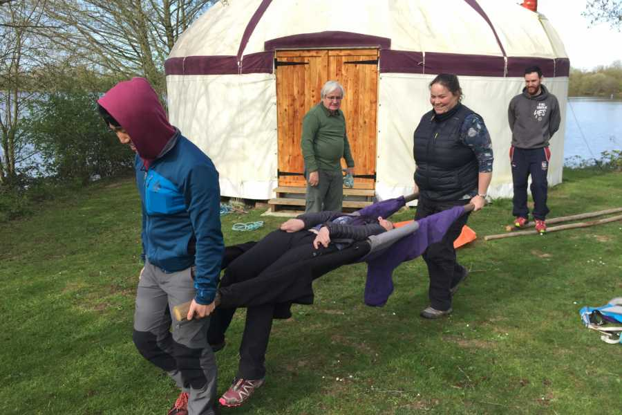 South Cerney Outdoor Outdoor First Aid - Level 3