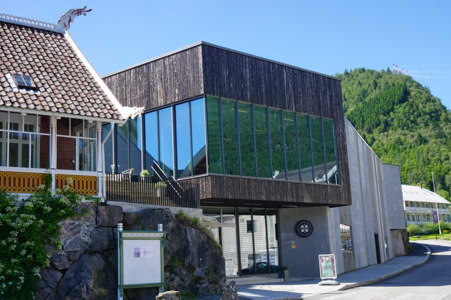 GòKajakk AS Guided tours in the Norwegian museum of Tourism and Travel