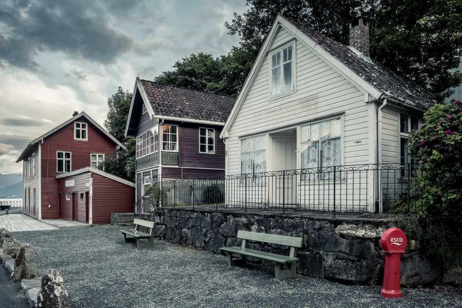GòKajakk AS Guida tur - langs kaien i Balestrand
