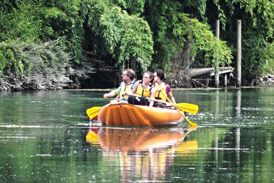 TRAVELSPORT Outdoor Activities RAFT SUL SILE IN FAMIGLIA