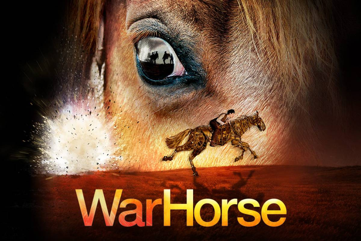 Oates Travel St Ives War Horse @ The Theatre Royal Plymouth Thursday 30th August