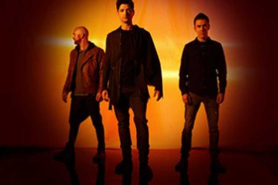 Oates Travel St Ives THE SCRIPT @ EDEN SESSIONS 15TH JULY - COACH TICKETS ONLY