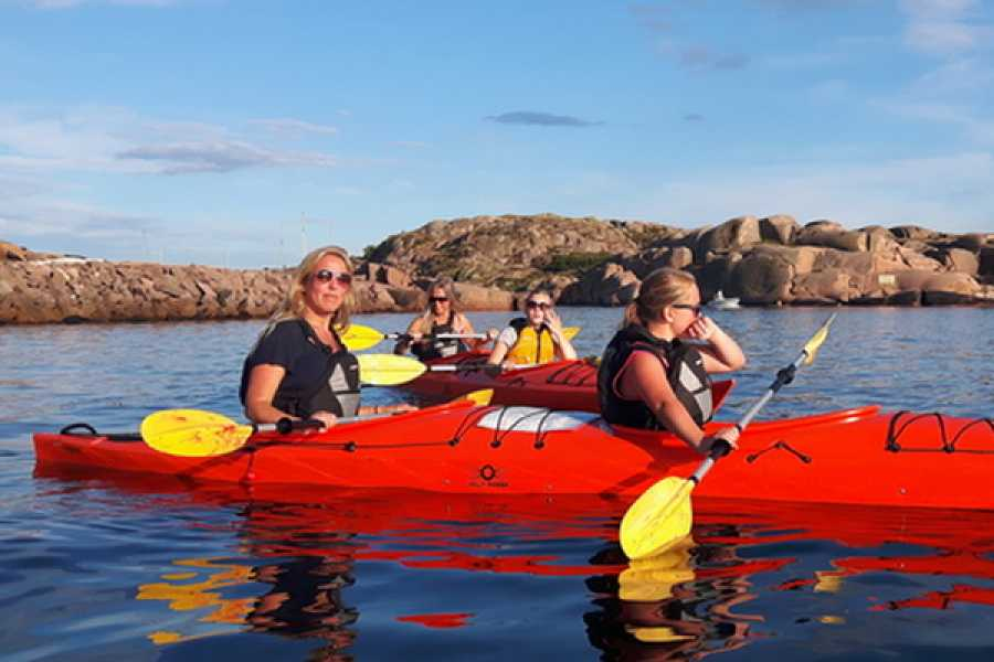 Outdoor West Sea Kayak tour: CITY PADDLING