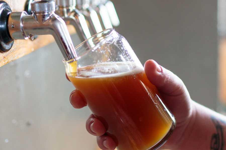 Visit Innherred Brauereiwanderung in Trondheim
