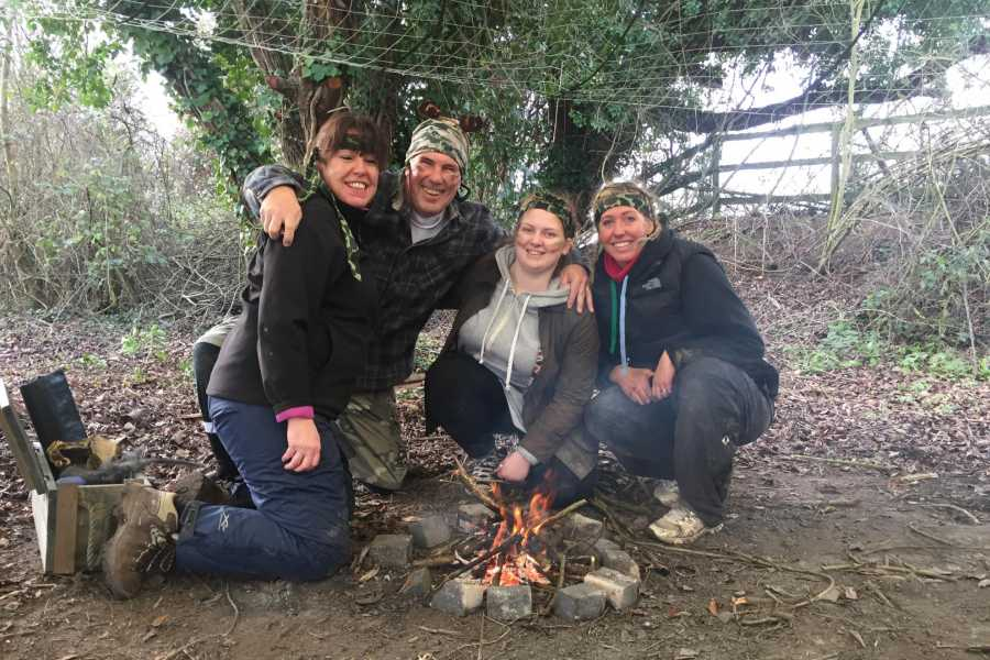 South Cerney Outdoor Bushcraft Taster Session