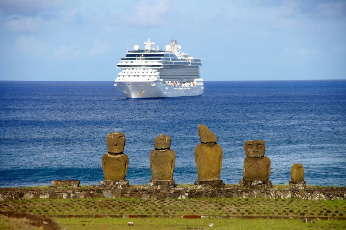 Green Island Tours - Easter Island Oceania Marina TWO-DAY Tour - January 10-11, 2019.