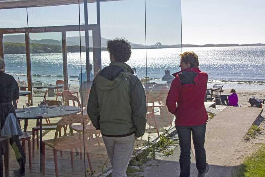 Visit Innherred Villaks, ølsmaking og blåskjell på Stokkøya