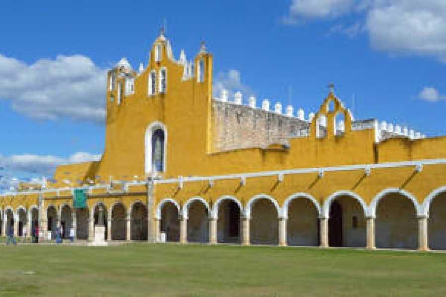 VIAJERO MEXICO Mini Yucatan, 2 Tage