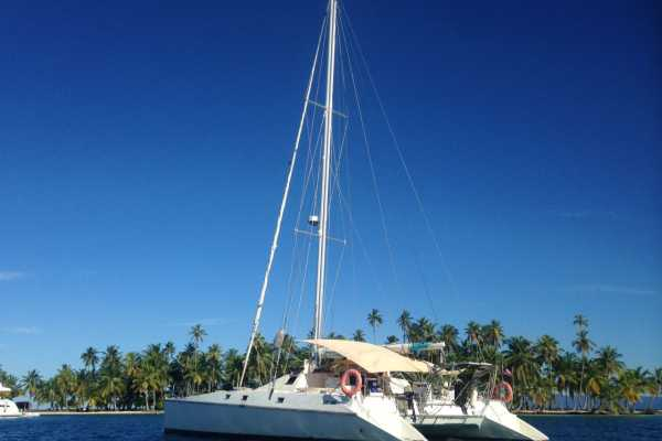 Cacique Cruiser BOAT TO COLOMBIA - Ti-Vaou sailboat
