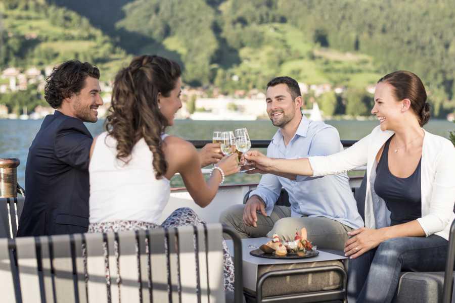 BLS AG, Schifffahrt Fajita Cruise