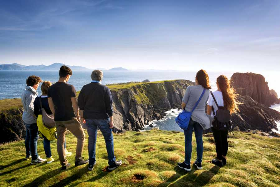 Wild N Happy Group Ltd Authentic Ireland - Travel Pass - Small Group Tour of Ireland