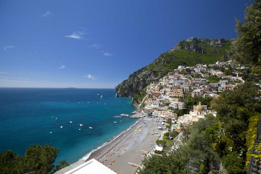 Travel etc Transfer from Positano to Massa Lubrense and Viceversa