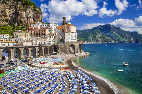 Travel etc Amalfi Coast Experience + Pompeii Experience