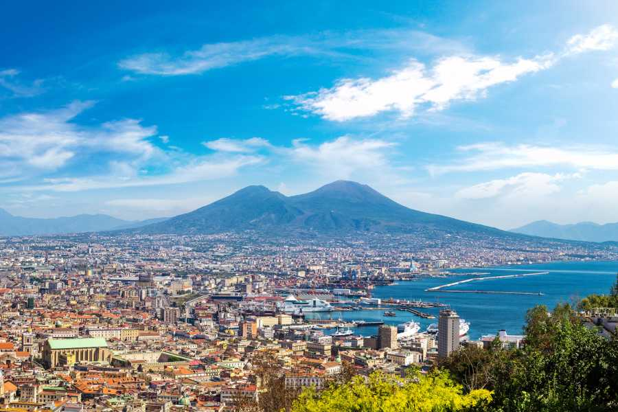 Travel etc Transfer from Naples to Massa Lubrense and Viceversa