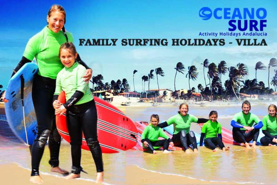 Oceano Surf Camps Familien Surfferien