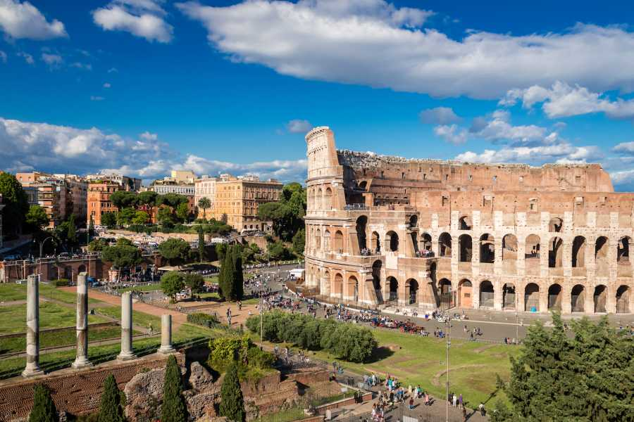 Travel etc Transfer da Roma a Massa Lubrense o Viceversa