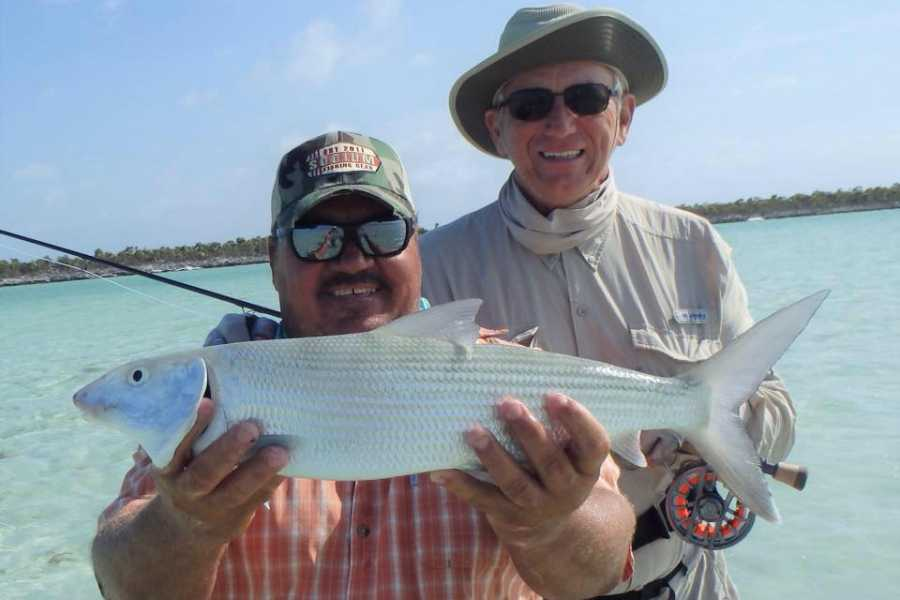 TheRealBahamas LLC Fly Fishing: Full Day: Bonefish Paradise Fishing Guided Services
