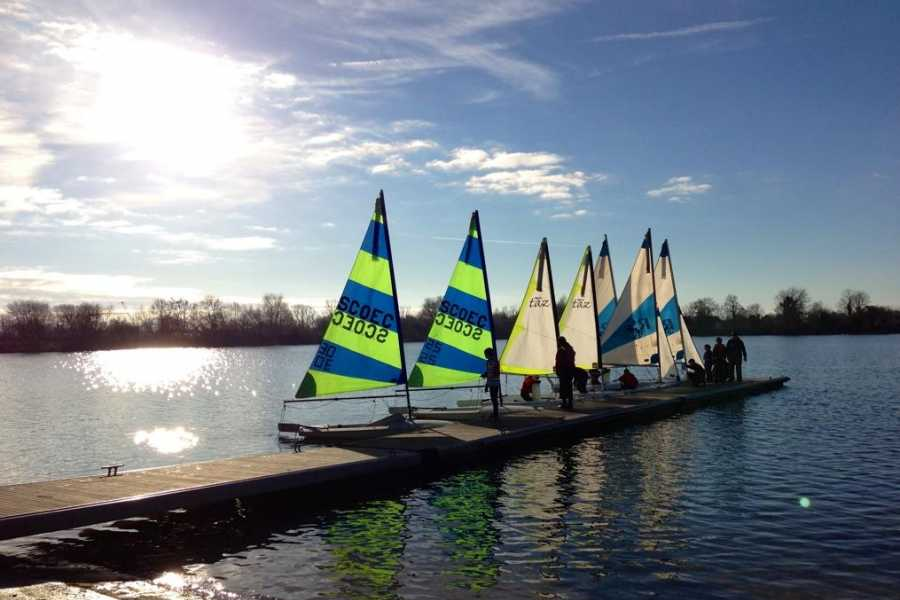 South Cerney Outdoor Pay & Play Dinghy