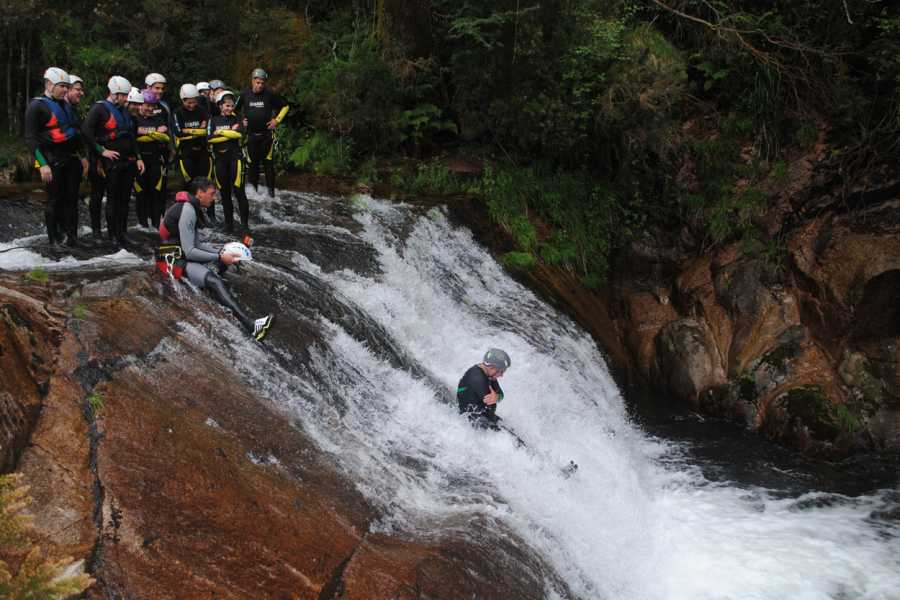 Gerês Holidays Star Canyoning
