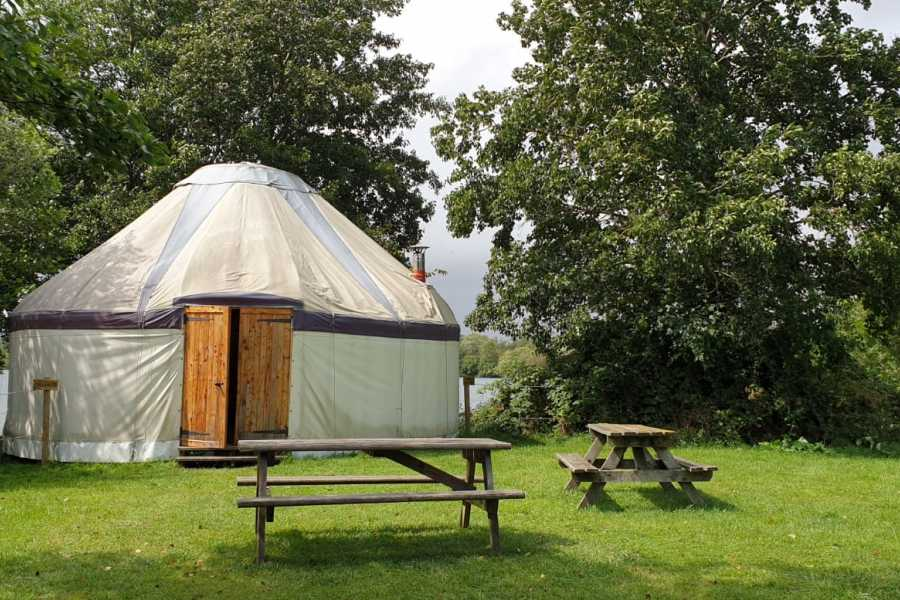 South Cerney Outdoor Yurt Hire
