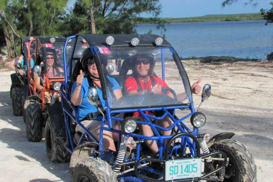 Eleuthera Adventure Tours Ltd. Dune Buggy and Snorkel Safari