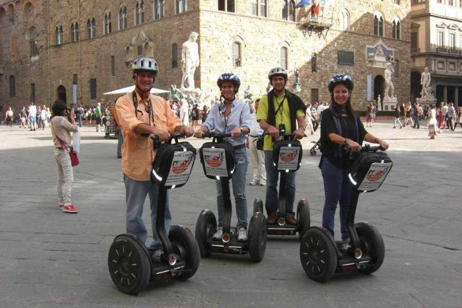 ACCORD Italy Smart Tours & Experiences IN SEGWAY PER FIRENZE
