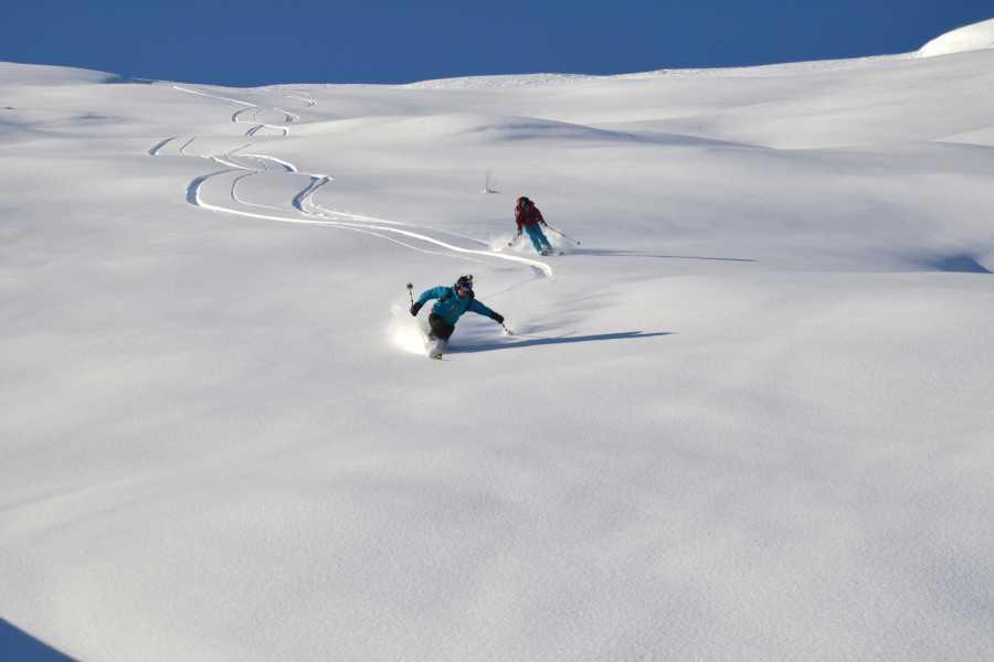 Øystein Ormåsen Guida topptur på ski