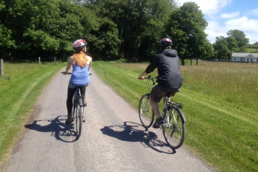 Wild N Happy Group Ltd  Killarney Treasure Hunt Cycling Tour