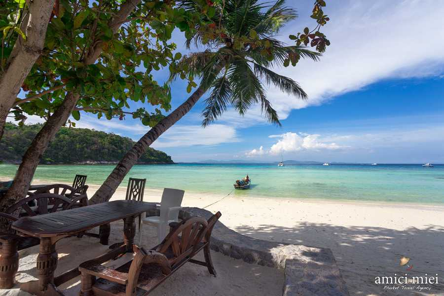 AMICI MIEI PHUKET TRAVEL AGENCY RAYA NOI – RAYA – MAITON , small islands , great tour! AM018