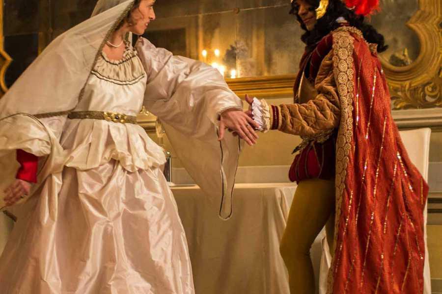 Venice Tours srl Una cena con Casanova