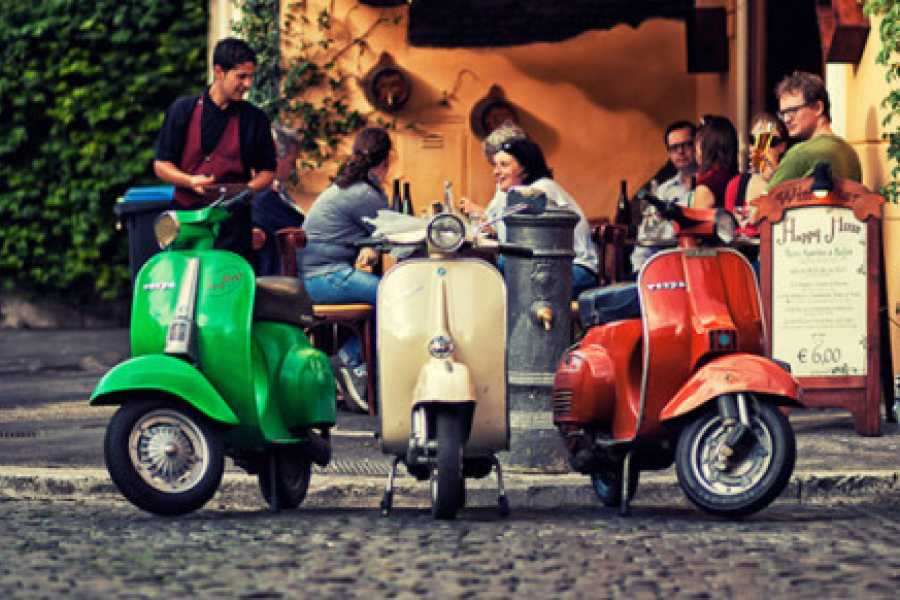 ACCORD Italy Smart Tours & Experiences TOSCANA IN VESPA