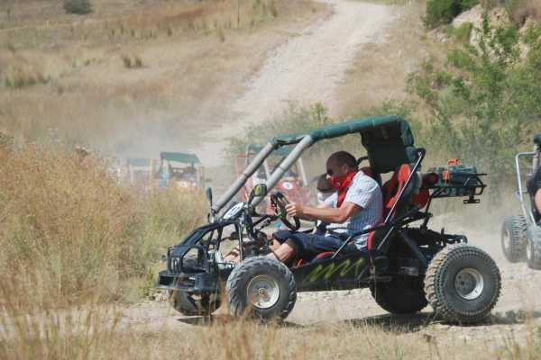 // Buggy Safari Belek