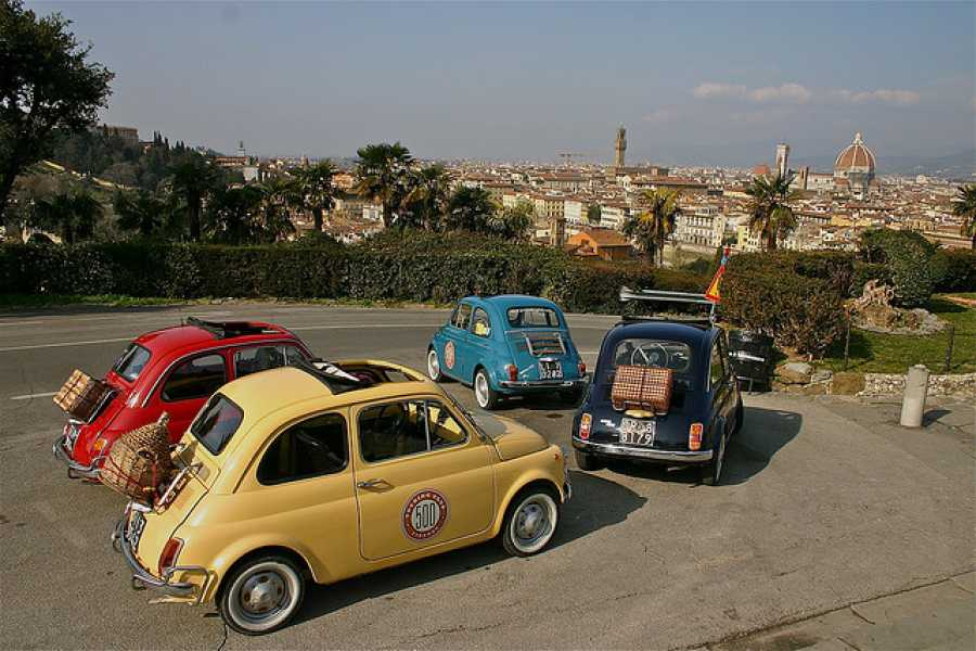 ACCORD Italy Smart Tours & Experiences FIAT 500 TOUR