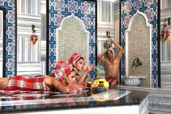 // Turkish Bath & Hamam Belek