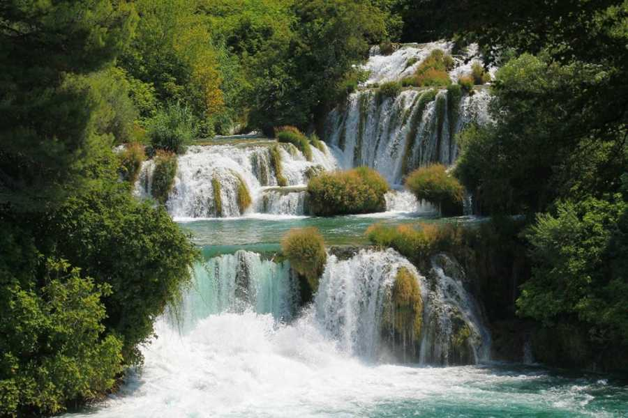 Sugaman Tours NP Krka Tour from Omis