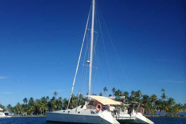BOAT TO PANAMA - Ti-Vaou sailboat