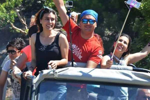 // Jeep Safari & White Water Rafting From Belek
