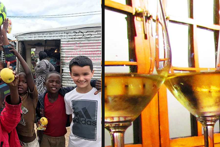 capefriendlytours Township and Winelands Combo Tour
