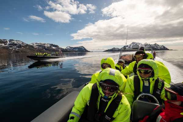 Explore Trollfjord & Sea Eagles