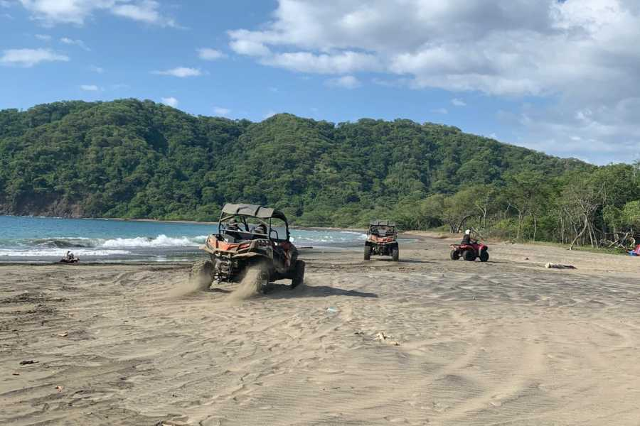 Tour Guanacaste Coastlines Beach Buggy Tour