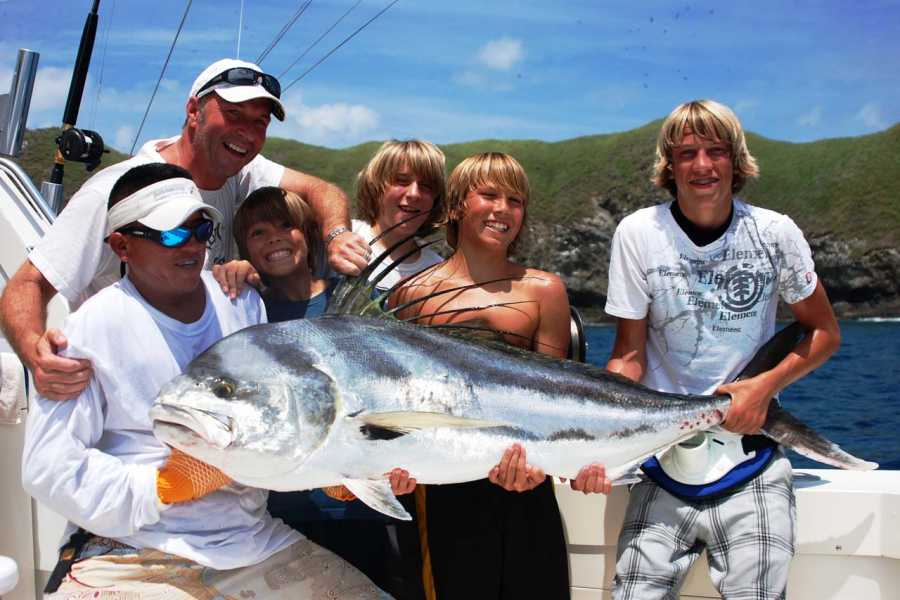 Tour Guanacaste On-Line Pro Sport Fishing Excursion