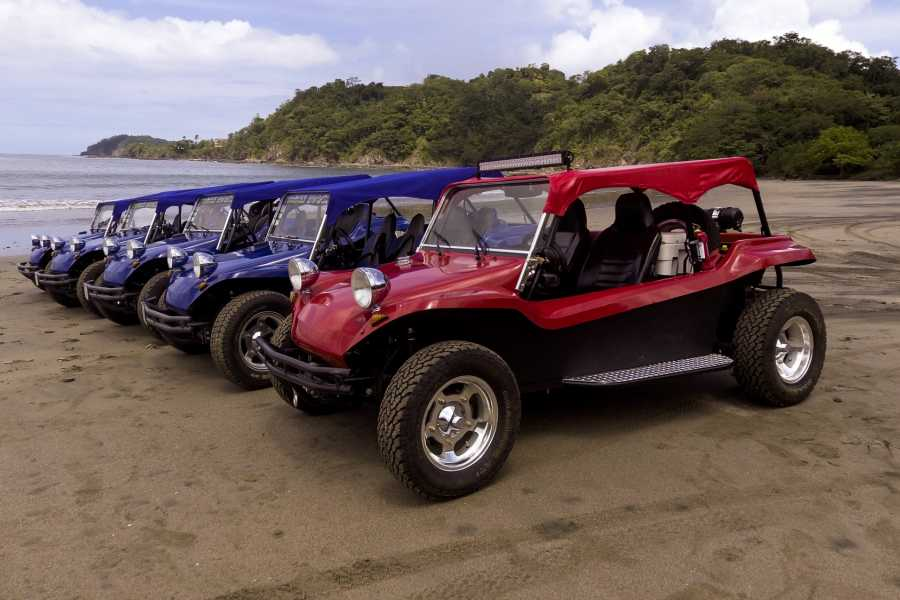 Tour Guanacaste On-Line Ultimate Beach Buggy and Catamaran Tour