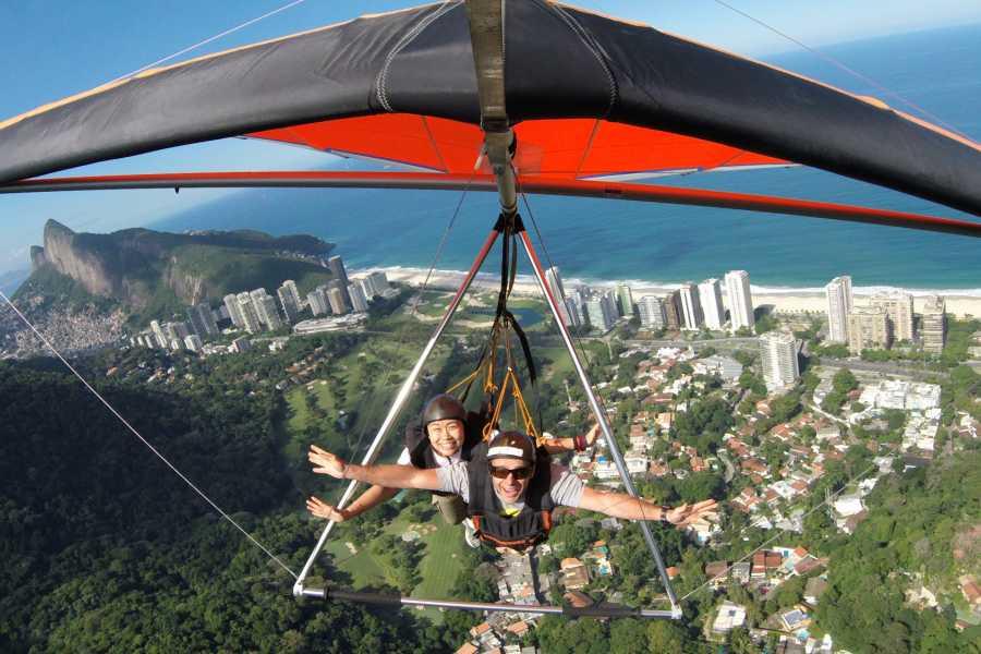 Rio Hang Gliding Hang Gliding or Paragliding in Rio de Janeiro, Brazil